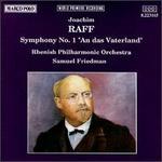 """Joachim Raff: Symphony No. 1 """"An das Vaterland"""""""