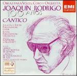 Joaquín Rodrigo: Cántico