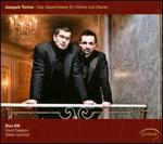 Joaquín Turina: Das Gesamtwerk für Violine und Klavier