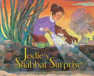 Jodie's Shabbat Surprise - Levine, Anna