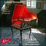 Johan Brouwer plays Bach, B�hm, Couperin, Forqueray