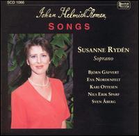 Johan Helmith Roman:Songs - Bjorn Gafvert (organ); Bjorn Gafvert (harpsichord); Eva Nordenfelt (harpsichord); Kari Ottesen (baroque cello);...