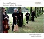 Johann Adam Reincken: Hortus Musicus, Vol. 1