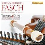 Johann Friedrich Fasch: Orchestral Works, Vol. 3