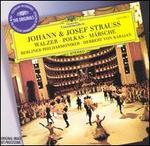 Johann & Josef Strauss: Walzer; Polkas; Märsche
