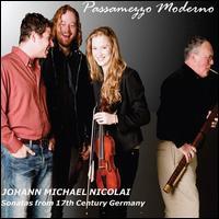 Johann Michael Nicolai: Sonatas from 17th Century Germany -