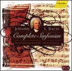 Johann S. Bach: Complete Sinfonias