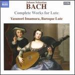 Johann Sebastian Bach: Complete Works for Lute