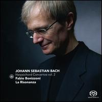 Johann Sebastian Bach: Harpsichord Concertos, Vol. 2 - Fabio Bonizzoni (harpsichord); La Risonanza; Margret Görner (recorder); Ulrike Slowik (violin)