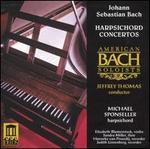 Johann Sebastian Bach: Harpsichord Concertos