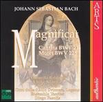 Johann Sebastian Bach: Magnificat, BWV 243; Cantata, BWV 21; Motet, BWV 225