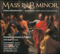 Johann Sebastian Bach: Mass in B Minor - Cecilia Osmond (soprano); Margot Oitzinger (alto); Matthew Brook (bass); Susan Hamilton (soprano); Thomas Hobbs (tenor);...