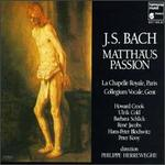 Johann Sebastian Bach: Matthäus-Passion [1984 Recording]