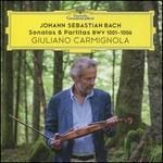 Johann Sebastian Bach: Sonatas & Partitas BWV 1001-1006
