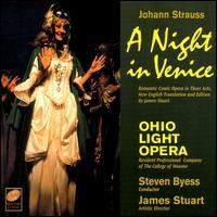 Johann Strauss: A Night in Venice - Christopher Swanson (vocals); Daniel Neer (vocals); David Babinet (vocals); Gerald Aben (vocals);...