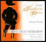Johann Strauss: Der Zigeunerbaron; Zeller: Der Vogelhändler