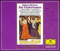 Johann Strauss: Die Fledermaus - Benno Kusche (bass); Bernd Weikl (baritone); Ferry Gruber (tenor); Franz Muxeneder (vocals); Hermann Prey (baritone);...