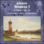 Johann Strauss I Edition, Vol. 20