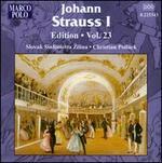Johann Strauss I Edition, Vol. 23