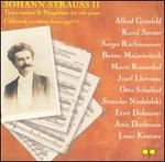 Johann Strauss II: Transcriptions & Paraphrases for Solo Piano