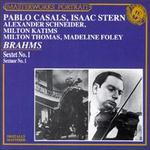Johannes Brahms: Sextet, Op 18