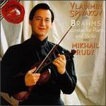 Johannes Brahms: Sonatas for Piano and Violin