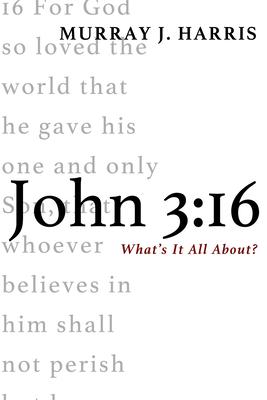 John 3: 16 - Harris, Murray J, Professor