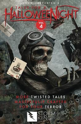 John Carpenter's Tales for a Halloweenight: Volume 4 - Carpenter, John, and King, Sandy (Editor), and Niles, Steve
