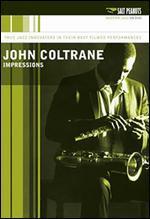 John Coltrane: Impressions