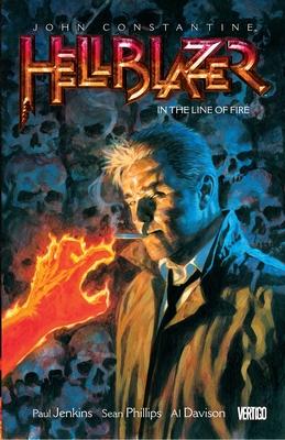 John Constantine Hellblazer Vol. 10: In The Line Of Fire - Phillips, Sean (Artist), and Jenkins, Paul
