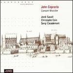 John Coprario: Consort Musicke