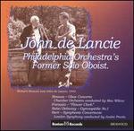 John de Lancie, Philadelphia Orchestra's Former Solo Oboist