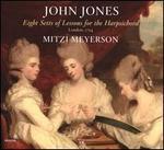 John Jones: Eight Setts of Lessons for the Harpsichord