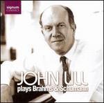 John Lill plays Brahms & Schumann