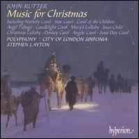 John Rutter: Music for Christmas - Polyphony / Stephen Layton