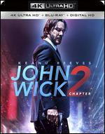 John Wick: Chapter 2 [Includes Digital Copy] [4K Ultra HD Blu-ray/Blu-ray]