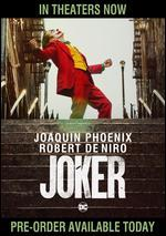 Joker [Includes Digital Copy] [4K Ultra HD Blu-ray/Blu-ray]