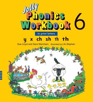Jolly Phonics Workbook 6 - Lloyd, Sue