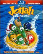 Jonah: A Veggie Tales Movie [2 Discs] [Blu-ray/DVD]