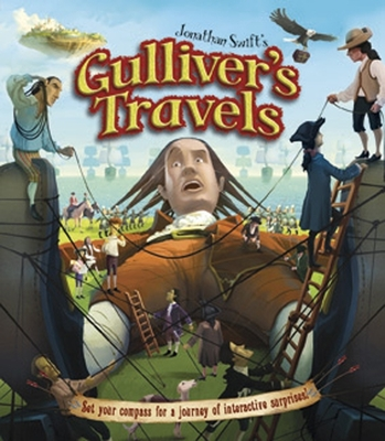 Jonathan Swift's Gulliver's Travels - Swift, Jonathan, and Castor, Harriet (Retold by)