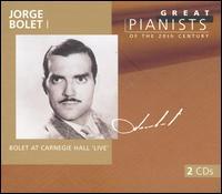 Jorge Bolet 1 - Jorge Bolet (piano)