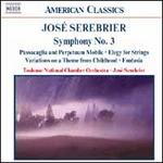 Jos? Serebrier: Symphony No. 3 and other works