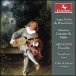 Joseph Bodin de Boismortier: Sonates, Cantates & Suites