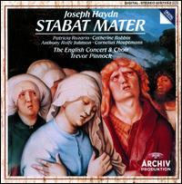 Joseph Haydn: Stabat Mater - Anthony Rolfe Johnson (tenor); Catherine Robbin (mezzo-soprano); Cornelius Hauptmann (bass); Patricia Rozario (soprano);...
