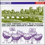"Joseph Haydn: Symphonies ""Londoner"", ""Mit dem Paukenwirbel"""