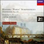 "Joseph Haydn: The ""Paris"" Symphonies"