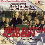 Joseph Schmitt: Early Symphonies and Chamber Music
