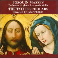 Josquin des Prés: Masses - The Tallis Scholars