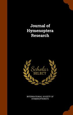Journal of Hymenoptera Research - International Society of Hymenopterists (Creator)