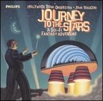 Journey to the Stars: A Sci-Fi Fantasy Adventure
